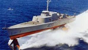 军舰现在能跑多快呢?就像小汽车在高速公路上跑