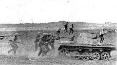 《坦克世界》中国装甲兵首次参战竟然是这场战争