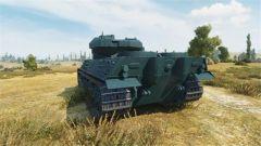 《坦克世界》瑞典坦克将加入游戏
