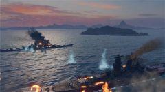 《战舰世界》5.8堡垒岸防炮台数据