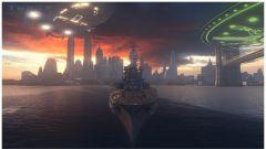 《战舰世界》亚利桑那号评测