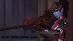 《守望先锋》做好神枪手 黑百合使用技巧全攻略