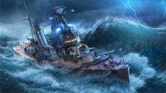 《战舰世界》中级别巡洋舰使用心得