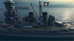 《战舰世界》批判T7排位中的日驱