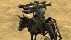 《战争雷霆》玩家恶搞  驴式自行反坦克炮