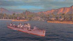 《战舰世界》日系战舰介绍