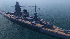 《战舰世界》敦刻尔克 法国敦刻尔克曝光