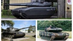 《最后一炮》新坦克建模图曝光