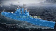 《战舰世界》巡洋舰装甲更新效果实测