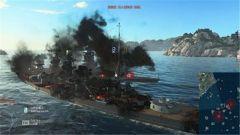 《战舰世界》新船沙恩测评:机动防护均优秀