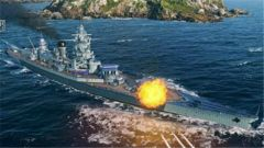 《战舰世界》四联装神教敦刻尔克再爆三张新图