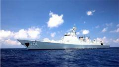 开火!南海舰队神盾舰战机演练特情处置