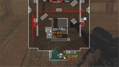 《特战英雄》中东村落冲锋路线选择方法
