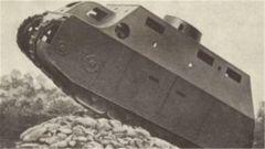 《坦克世界》战车菲亚特2000