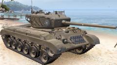 《坦克世界》T23遗志的继承者T23E3