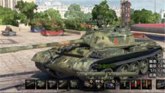 从火力机动和装甲 谈59如何黑枪打三环