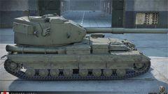 《坦克世界》炮塔模型大改动 183高清模型车库预览