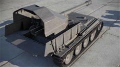 《坦克世界》德系火炮高清模型车库预览