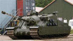 《坦克世界》稀罕的重型突击炮