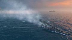 《战舰世界》驱逐将成为团队最佳辅助