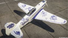 《战争雷霆》雅克3VK10青花瓷涂装分享