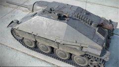 《坦克世界》德系TD高清模型车库预览
