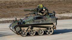 《坦克世界》现实版超萌陶氏反坦克导弹突击车