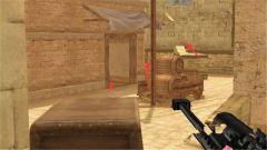 《特战英雄》中东村落哪里适合狙击