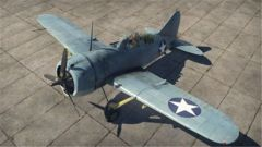 《战争雷霆》美系空战入门:F2A-3水牛攻略