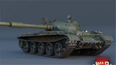 《战争雷霆》苏联T-62中型坦克介绍