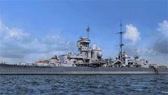 《战舰世界》信仰级战舰   欧根亲王号点评