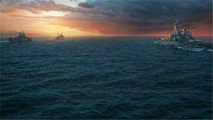 《战舰世界》战舰海战壁纸大分享