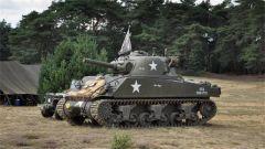 《坦克世界》坦克M4谢尔曼