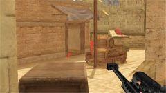 《特战英雄》中东村落适合狙击的位置