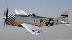 《战争雷霆》逆天飞机系列:P47雷电讲解