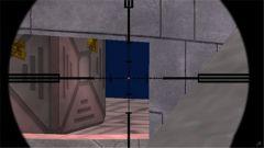 《枪林弹雨》天空堡垒狙击战蹲点小技巧