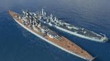 德系1德系10级战列舰大选帝侯高清对比