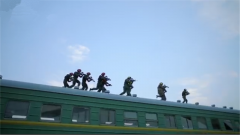 20160807《谁是终极英雄》走进雪豹 第三集