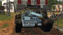 《战争雷霆》T54打法及弱点分析
