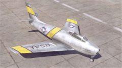 《战争雷霆》战斗机F-86佩刀顶喷教程