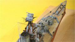 《战舰世界》 多艘著名船只模型展示