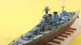 黎塞留胡德大黄蜂  多艘著名船只模型展示