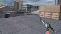 《特战英雄》货运仓库玩高台狙击上法