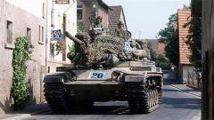 《坦克世界》美制M60-120S坦克大灯塔换头