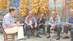 退伍军人李建国为抗战烈士寻亲20年