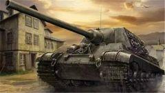《坦克世界》长管巨炮超远程击毁敌军坦克