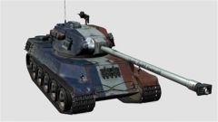 《坦克世界》新车爆照