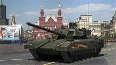 《坦克世界》俄正式采购T-14主战坦克 订单超百辆