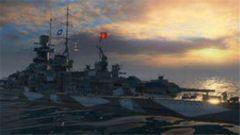 《战舰世界》目前5-8级主流金币船浅谈