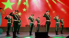 军民同乐庆中秋 香港社会各界中秋探访驻香港部队